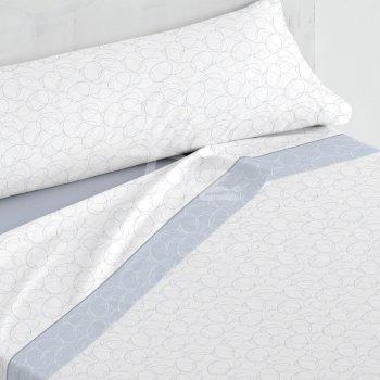 Juego de sábana modelo Saba para cama de 90