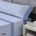 Juego de sábanas colección Pasata modelo Lewis
