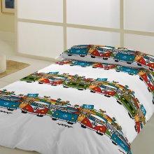 Funda nórdica Furgos de 2 piezas para camas de 90