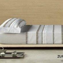 Juego de sábanas modelo Zuriel calidad extra 180 hilos