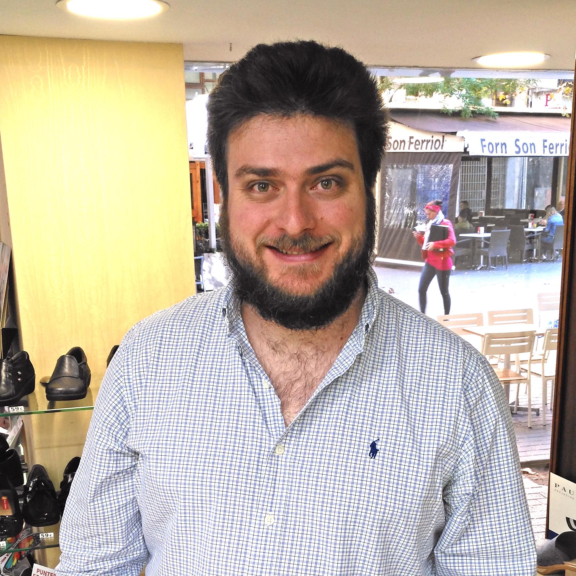 Melchor Palou