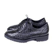 Zapato blucher de mujer 12258