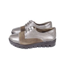 Zapato blucher de mujer