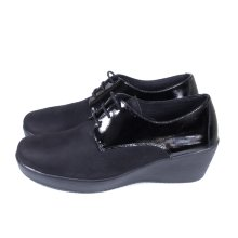 Zapato blucher de mujer 23416