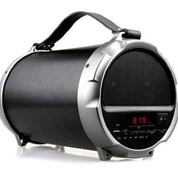 Altavoz bluetooth USB MIcro SD Radio FM