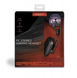 Auriculares con microfono Plantronics Gamecom 388