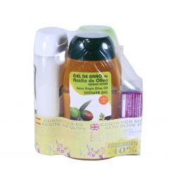 Lote de 4 productos a base de Aceite de Oliva