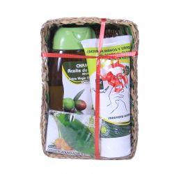 Cesta 2 productos a base de Aceite de Oliva