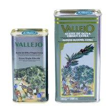 Aceite de Oliva Virgen Extra Vallejo en lata