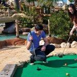Crazy Golf 90 hoyos