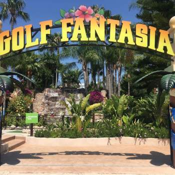 Golf Fantasia Standard - Bono 54 hoyos