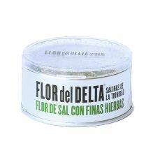 Flor del Delta con Finas Hierbas
