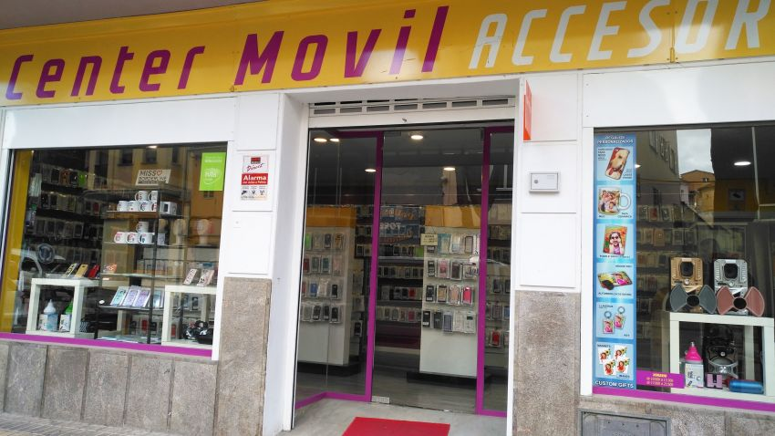 Center Movil Accesorios