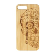 Funda Iphone 7 Plus Calavera Mexicana