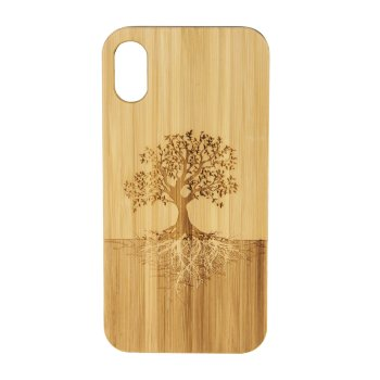 Funda Iphone X Árbol de la Vida