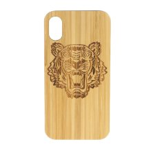 Funda Iphone X Tigre