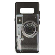 Funda Samsung Note 8 Cámara Fotográfica popsocket