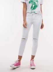 Jeans tobilleros skinny rotos Nicky 314