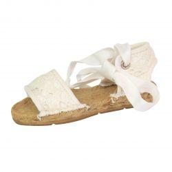 Sandalia de niña comunión