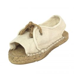 Sandalia de niño cordón