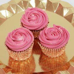 Cupcake de Chicle