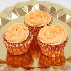 Cupcake de Naranja