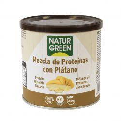 Mezcla de Proteínas con Plátano 250 gr