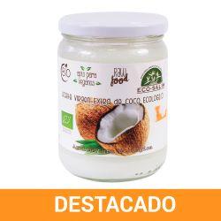 Aceite Virgen Extra de Coco Ecológico 430 ml