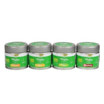 Té verde china Matcha aromatizado orgánico