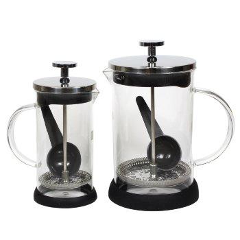 Cafetera tetera Embolo Iris de 3 ó 6 tazas