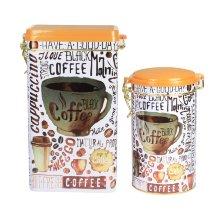 Latas metálicas para café ''Nanji''