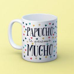 Taza ''Papucho'' padre