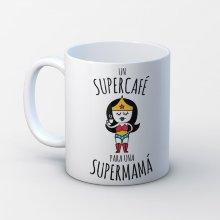 Taza ''Supermamá''