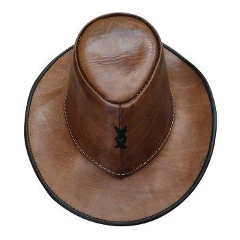 Sombrero de piel unisex