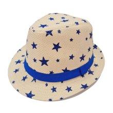 Sombrero de niño estampado estrellas azules