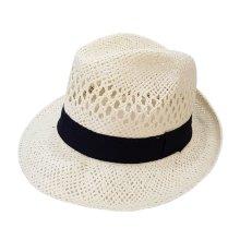 Sombrero unisex de fibras naturales