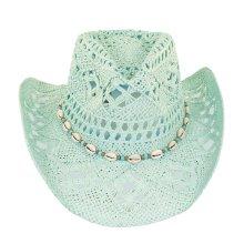 Sombrero tipo Cowboy de Paja