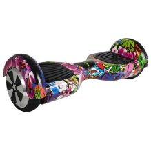 Patinete Balance Scooter 6.5'' Violeta HipHop