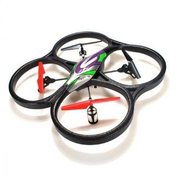 Cuadricoptero Dron con protección sin cámara