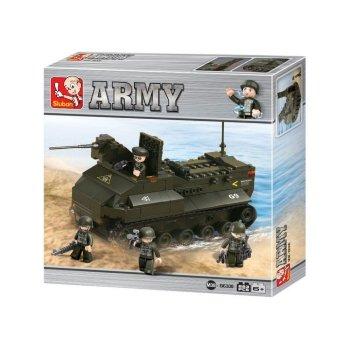 Sluban piezas de construcción Tanque Armado