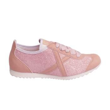 Zapatilla deportiva mujer Munich Osaka rosa