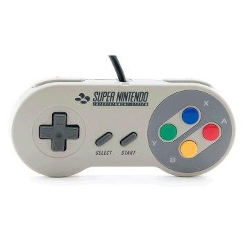Mando Para Wii Y Super Nintendo Mini