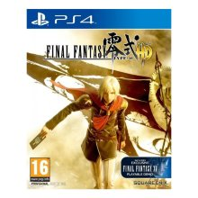 Juego PS4 Final Fantasy Type-0