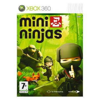 Juego Xbox 360 Mini Ninjas