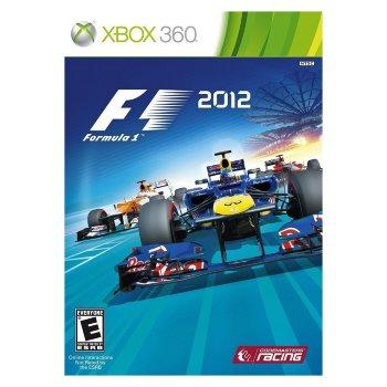 Juego Xbox 360 Formula 1 2012