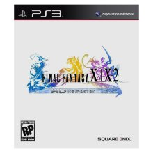 Juego Playstation 3 Final Fantasy X / X-2