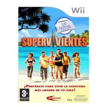 Juego Wii Supervivientes