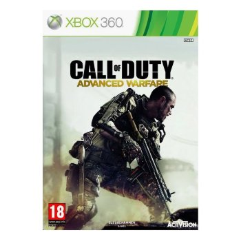Juego Xbox 360 Call Of Duty Advanced Warfare