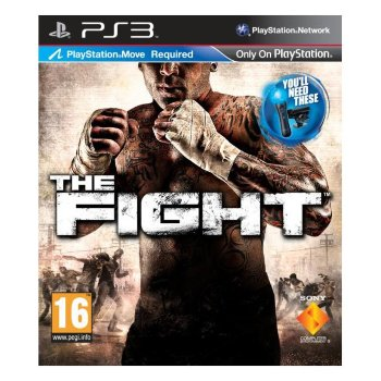 Juego PS3 The Fight Lucha O Muere