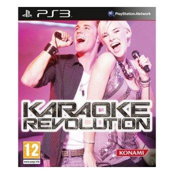 Juego PS3 Karaoke Revolution